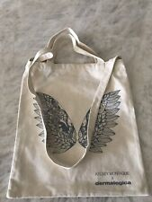 Dermalogica Kelsey Montague Butterfly Linen Tote Bag