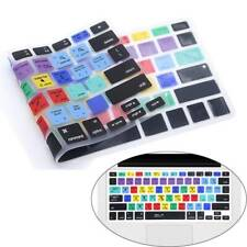 13 15 17Inch Photoshop PS Function Silicone Skin Dustproof Keyboard Covers