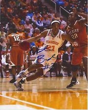 Vicki Baugh Signed 8 x 10 Photo Tulsa Shock Wnba Basketball Lady Vols Free Ship