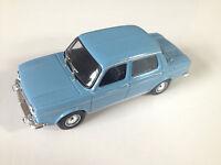 Simca 1000 bleue 1/43 DeAgostini Ixo URSS Voiture de l'Est CAR AUTO MODEL P185