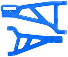 RPM RC Traxxas 1/10 Revo Summit BLUE Front Right Suspension A-Arms 80215