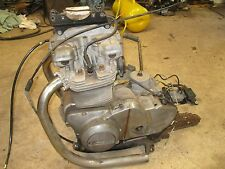 1977 Kawasaki KZ750 Twin Complete Engine Assembly