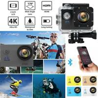 Waterproof 4K SJ9000 Wifi 1080P Ultra Sports Action Camera DVR Cam Camcorder MT
