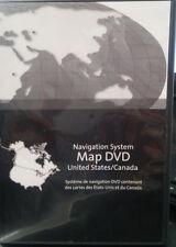 Navigation System Map DVD United States/Canada   (2008 Version 8.3)(DVD)