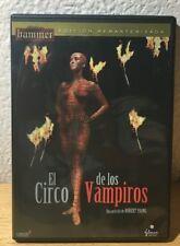 El circo de los vampiros (1972) Ed. Remasterizada DVD