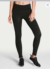 VSX Black Victoria's Secret Sport Fashion Tight Leggings Pants Size Small-Black