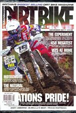 Dirt Bike Rider November 2017 Factory Packaged - Includes Free Stickers