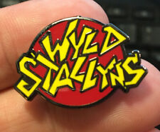 Wyld Stallyns Enamel Pin Bill Ted Pin 80s Retro 90s Lapel Pin Keanu Reeves movie