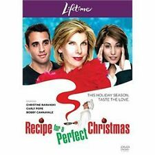 Recipe for a Perfect Christmas (DVD, 2010)