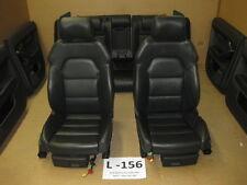 Audo A6 4F Avant S-Line Lederausstattung Ledersitze Sitze Seat Rücksitzbank L156