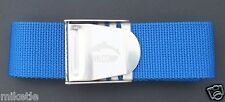 Scuba Snorkeling Blue Weight Belt with Stainless Steel Buckle WIL-WB-02Bl