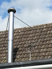 """7"""" & 8"""" Selkirk Roof Brace Kit"""