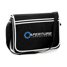 Aperture Laboratories Portal Messenger Shoulder Bag