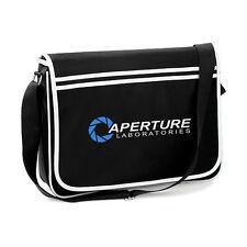 Aperture Laboratories Portal Messenger Shoulder Bag