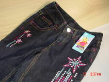 NWT Set Hannah Montana Embroidered Forever Jeans Stars