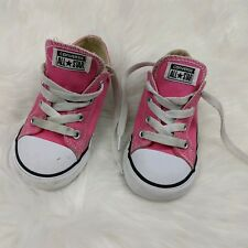 Zapatos Converse EE. UU. Talla 8 Rosa para Niñas   eBay