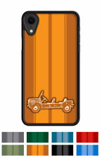 """Austin Mini Moke """"Stripes"""" Cell Phone Case for Apple iPhone and Samsung Galaxy"""