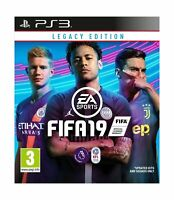 FIFA 19 Legacy Edition (PS3) PlayStation 3 Standard Disc