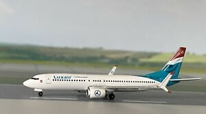 Boeing 737-800 Luxair 1:500 Herpa OVP Flugzeugmodell