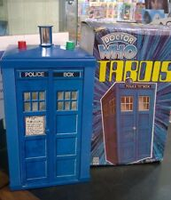 Doctor Dr Who Vintage Tardis With Box Deny's Fisher 1976