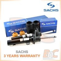 GENUINE SACHS HEAVY DUTY FRONT SHOCK ABSORBERS + DUST COVER KIT FORD MONDEO MK3