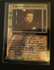 Babylon 5 ccg Autograph, Miscut & Variant cards Precedence 1/1