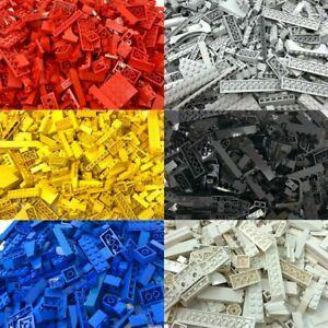 0.5kg 500g Genuine Lego Bricks Various Bricks Plates Pieces Select Colour Free P