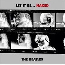 THE BEATLES - LET IT BE...NAKED  CD + BONUS CD  12 TRACKS BEAT POP & ROCK NEUF
