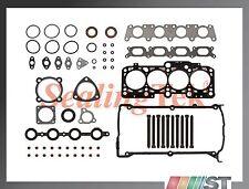 Fit 97-00 Audi VW 1.8T Turbo Cylinder Head Gasket Set Bolts Kit WEB ATW engine