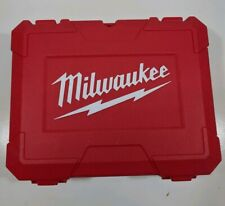 "Milwaukee 2606-22CT M18""1/2 Compact Drill/Driver Kit Case (Case Only)"