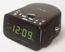 Craig AM/FM Stereo Dual Alarm Clock Radio w CD Player and LED Green Display New