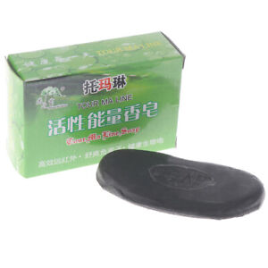 50g Tourmaline Soap Anti-sweat Soap Remove Foot Odor Soap Foot Itching Itch S W*