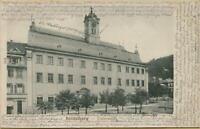 1370: Postkarte Ansichtskarte Heidelberg Universität gelaufen 1902
