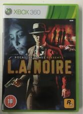 L.A. Noire (Microsoft Xbox 360) Brand New, Not Sealed