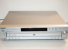 Sony DVP-NC600 5 Disk CD/DVD Carousel Silver, Tested Works Great