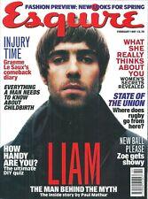 OASIS - Esquire February 1997  Britpop Ex Condition