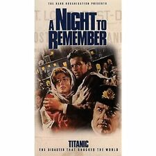 A Night to Remember [VHS]