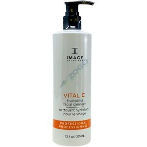 Image Skincare Vital C Hydrating Facial Cleanser 12 oz - Large Pro Size
