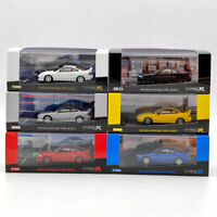 1/64 HONDA Integra Type-R DC2 Diecast Models Car Toys 6 Colors HOBBY Collection
