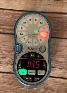 Roland VT-12 Blue Edition Vocal Trainer Ultimate Pocket Vocal Coach Tested