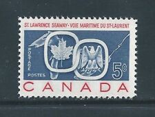 Canada #387 Single St.Lawrence Seaway F/VF MNH **Free Shipping**