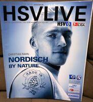 HSV Live + Hamburger SV + 25.10.2003 + Bundesliga gegen FC Schalke 04 -/381