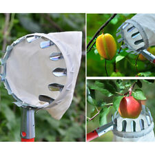 Fruit Picker Head Basket Fruit Picking Tools Catcher Tools with Basket