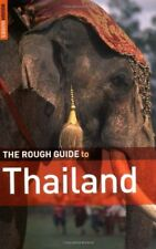 The Rough Guide to Thailand (Rough Guide Travel Guides)-Paul Gray, Lucy Ridout