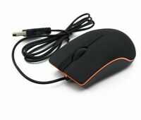 Mini USB Wired Mouse Optical DPI For Laptop PC Desktop Thin Computer Gaming Mice