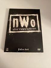 New listing WWE: NWO - The Revolution (DVD, 2012, 3-Disc Set)