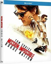 MISSION IMPOSSIBLE - ROGUE NATION (BLU-RAY) con TOM CRUISE