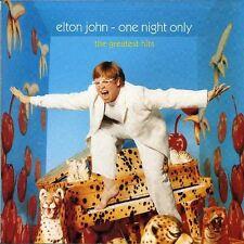 Elton John - One Night Only [New CD]