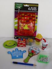 """FUN SET 10 Pc SET FOR 18"""" AMERICAN GIRL DOLL AND CHILD"""