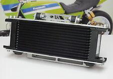 Ölkühleranlage Setrab Ölkühler Oilcooler set Motor Kawasaki Z1000R/J